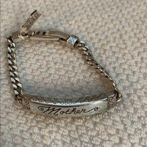 NWT Brighton Mother bracelet